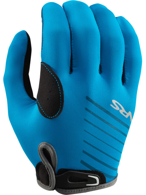 NRS Cove Gloves Marine Blue